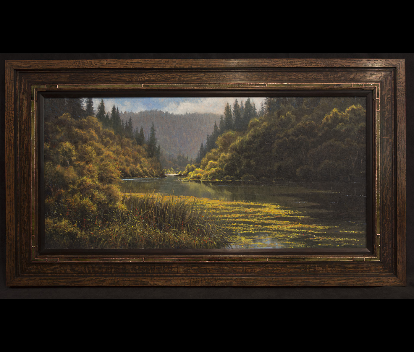 craftsman style frames – The Artwork of Dave Sellers